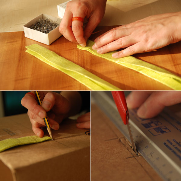 DIY Cardboard Storage Box 2
