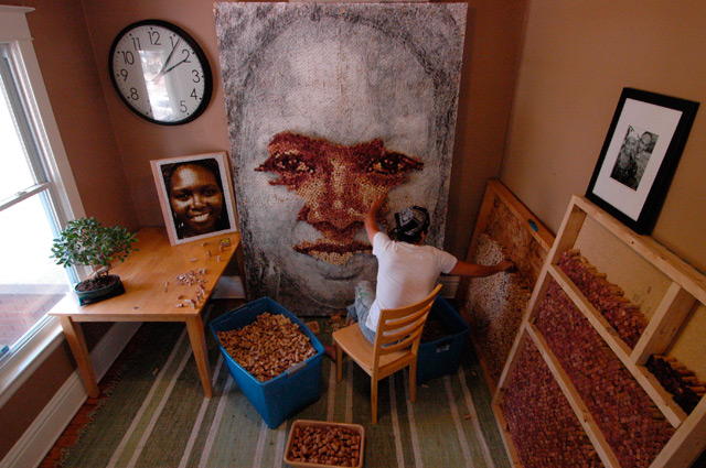 Scott Gundersen wine cork portraits 7