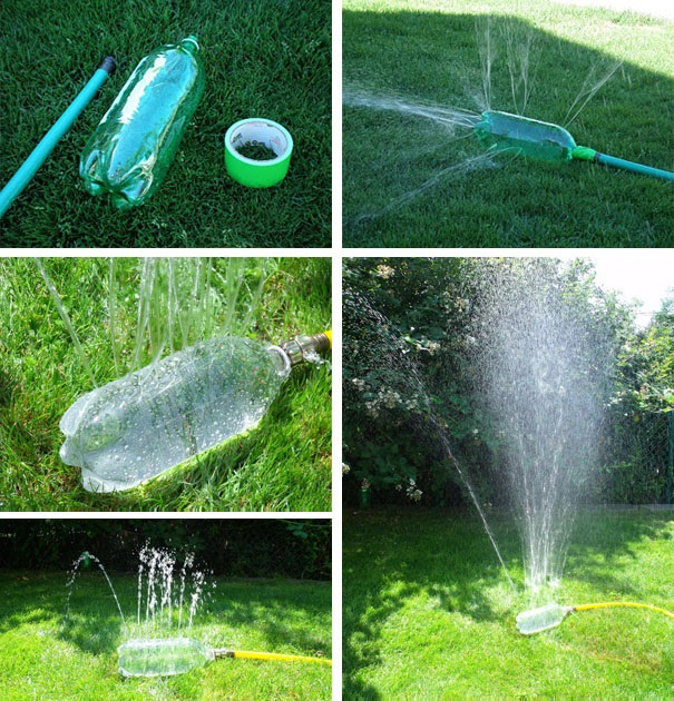 make your own sprinkler